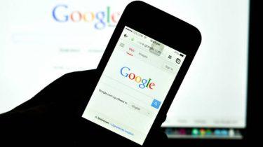 Pengunguman Google Untuk Pencarian Di Mobile